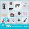 Animal Embroidery Collection