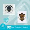 Boar Embroidery Bundle