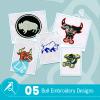 Bull Embroidery Bundle