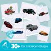 Car Embroidery Bundle