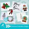 Christmas Embroidery Bundle