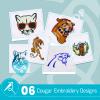 Cougar Embroidery Bundle