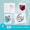 Bear Embroidery Bundle