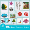 Nature Embroidery Collection