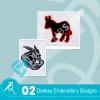 Donkey Embroidery Bundle