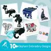 Elephant Embroidery Bundle