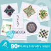 Quilting Embroidery Collection