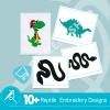 Reptile Embroidery Bundle