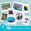 Scenery Embroidery Bundle