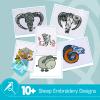 Sheep Embroidery Bundle